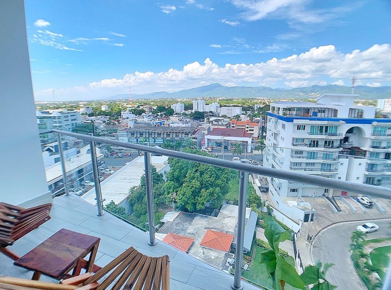 Exclusivo Apartamento en Torre Moderna Disponible para Rentar
