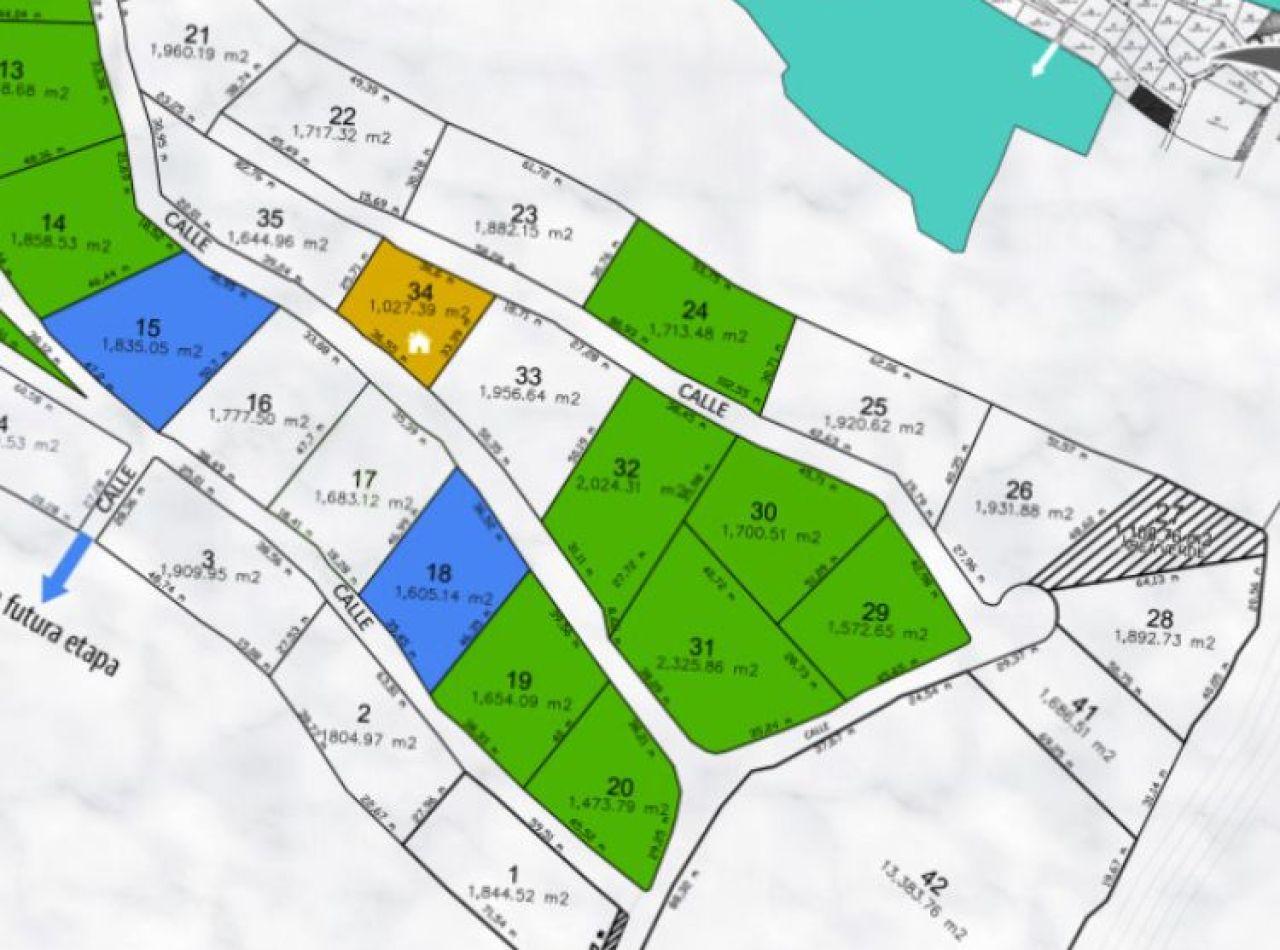 Lotes en Venta en Placentero Proyecto Próximo al Campo de Golf