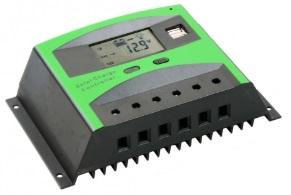 Inversol 60AH USB  AUTOMATICO 12V / 24V