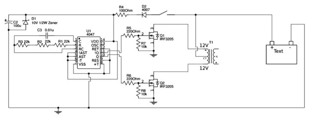 Build 100w Inverter - Step By Step