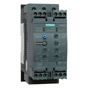 Siemens Sirius 3RW40  22kW Soft Start with 110230V Controls  Soft Starters