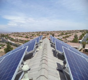 Solar Panel Mounting – East Or West?
