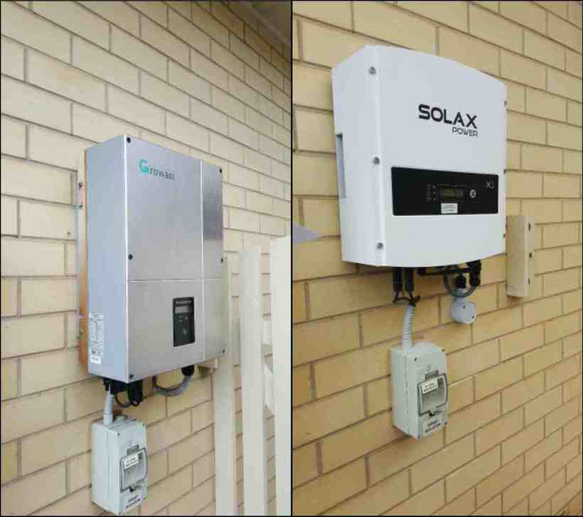 """SolaX Replaces Growatt With """"PV Isolation Low"""" Error"""