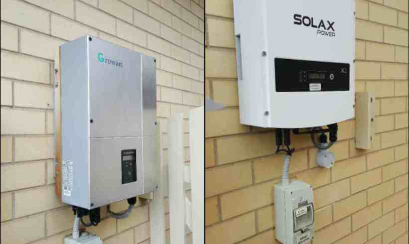 "SolaX Replaces Growatt With ""PV Isolation Low"" Error"