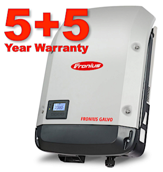 Fronius Extends Their 5+5 Year Warranty