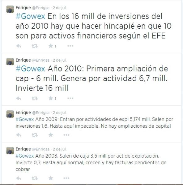 Enrigsa Gowex