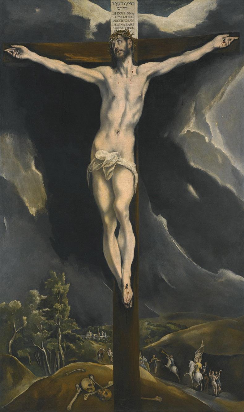 Resultado de imagen de Cristos del Greco