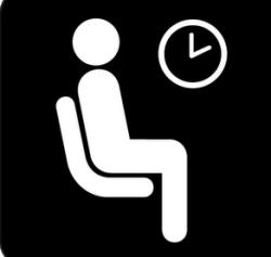 ESPERAR1-250x237% - Hoy hasta las 14.30 horas  no hay nada que hacer