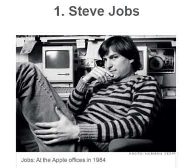 13-GRANDES-EMPRENDEDORES% - Probablemente los 13 emprendedores más importantes  de la historia moderna