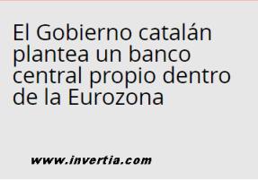 Banco-central-catalán% - Cuando la utopía se empotra contra  la realidad : ¿Banco Central Catalán?