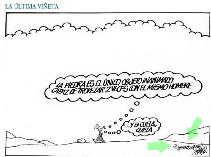 LA-ULTIMA-VIÑETA-DE-FORGES% - la viñeta curiosa del día 23 de febrero