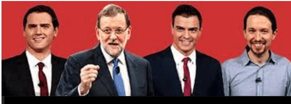 politicos-españoles% - El patético y surrealista estado de la política española