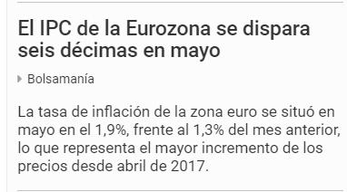 15-JUNIO-NOTICIAS-3% - Europa cae por la banca y Wall Street por la obsesión fiscal de Trump con China