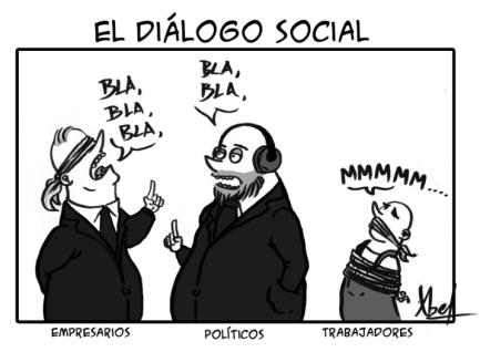 dialogo-social% - La miopía económico-financiera  de la izquierda