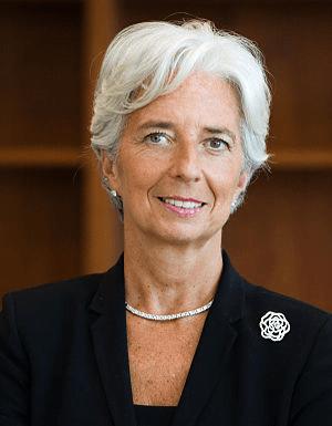 lagarde% - Draghi ya tiene sustituto : Lagarde Presidenta del BCE