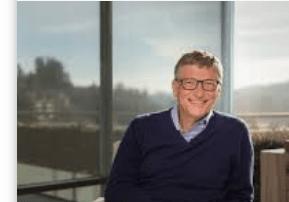 """gates% - Gates es un empresario """"social"""" y está viendo el final de bullish"""