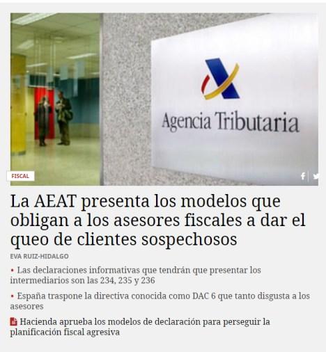 hacienda-invertia% - Hacienda podrá obligar a los asesores fiscales a desvelar secretos profesionales