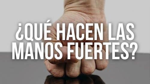 MANOS-FUERTES% - Movimientos ciertos  y veraces de manos fuertes estos días en RV EEUU