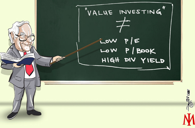 Ni investing ni value