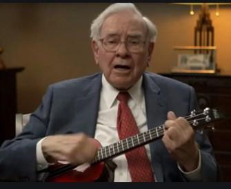 ukelele% - Warren Buffett también llora y sangra pero luego compra barato y compensa