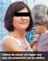 muere-de-cancer% - Las otras víctimas del COVID19