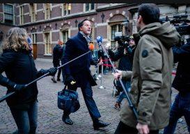 presidente-de-holanda% - Bomba en la eurozona: dimite el gobierno holandés en bloque