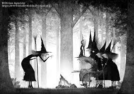 brujas% - Hoy es del día de las horas brujas