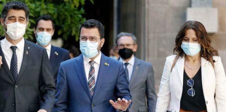 aragones% - ¿Se llama usted Pere Aragonés y es el President del govern catalán?