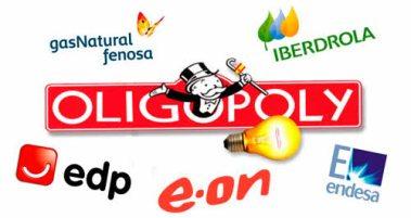 oliigopolio-1% - Esto ya es  recochineo con el coste de la luz en nuevos máximos históricos