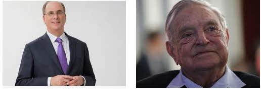 soros-fink% - Blackrock replica a Soros  respecto a sus movimientos en China