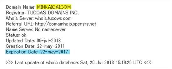 minkaigai-com-domain
