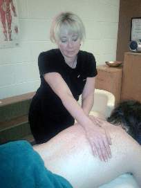 Vivienne Massage Therapist