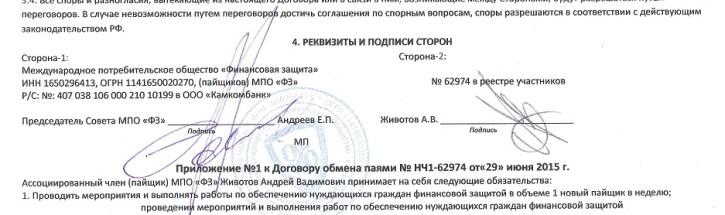 Финансовая защита - Андрей Животов
