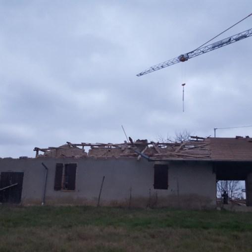 Rénover une ruine