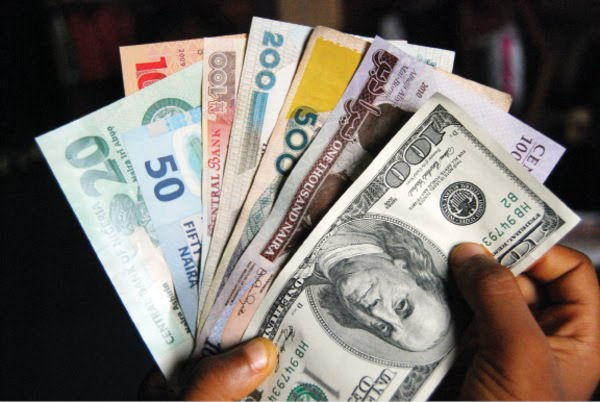 Image result for Naira weakens to 367/dollar
