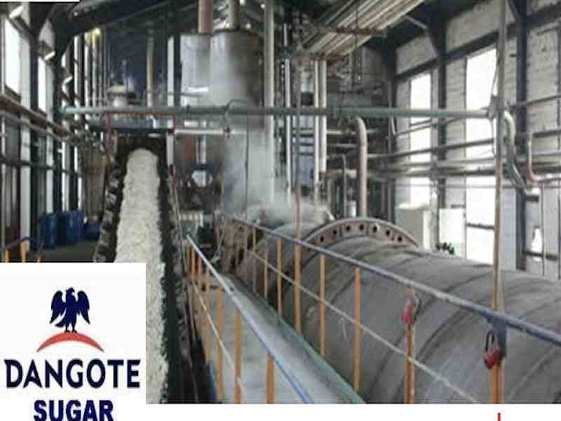 Image result for dangote sugar refinery by InvestAdvocate