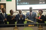 NSE: Investors Remain Upbeat as Benchmark Index Records Gain for Three Consecutive Session