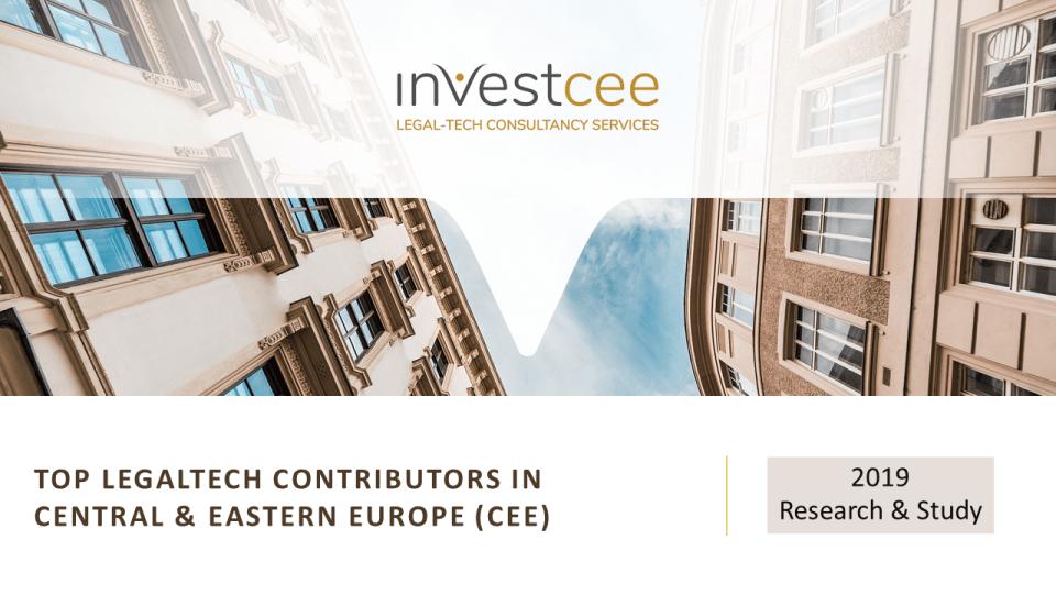 CEE legaltech report 2019