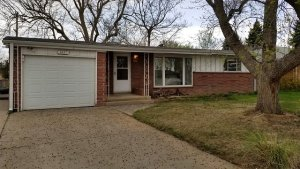 House flip before and after picture