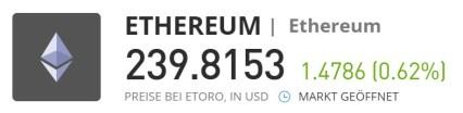 investieren ethereum