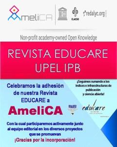 AmeliCA Educare UPEL-IPB