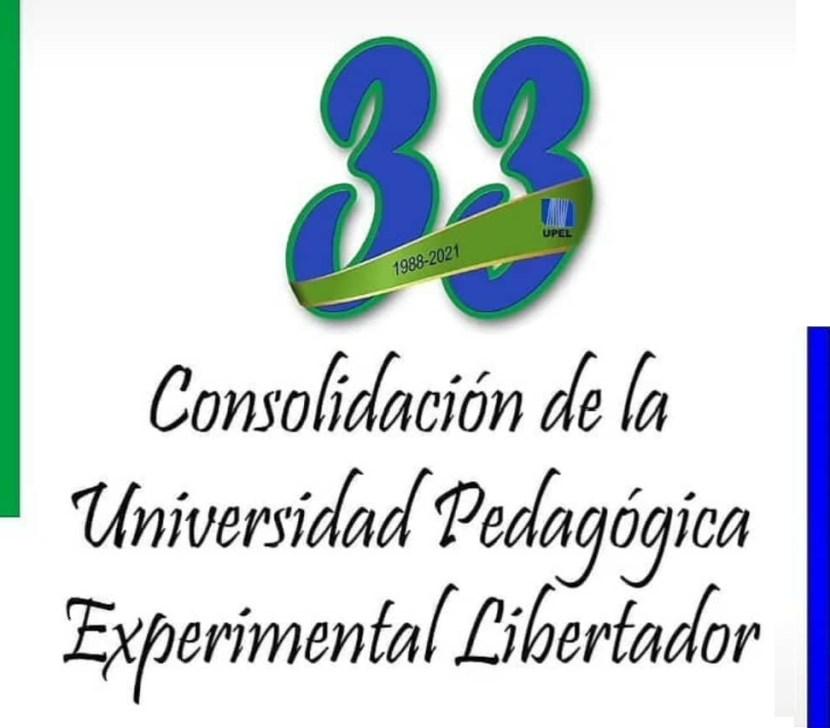 33er. Aniversario de la Consolidación de la UPEL