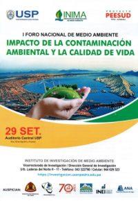 I Foro Nacional de Medio Ambiente 2017