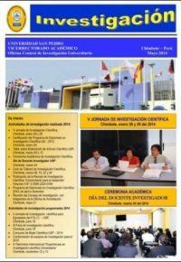 Informativo Investigacion Chimbote Mayo 2014