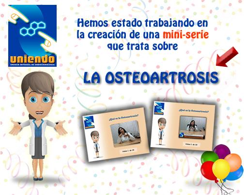 La osteoartrosis - Video 001