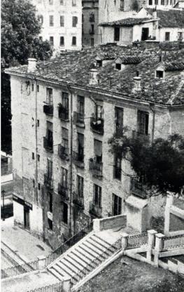 Antigua Casa del Pastor, 1951