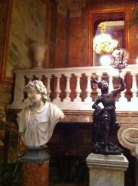 Hall de entrada del Museo Cerralbo