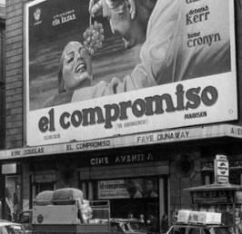 Antiguo Cine Avenida en el nº 37 de la Gran Vía