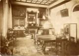 Vista del antiguo comedor. ca. 1900.