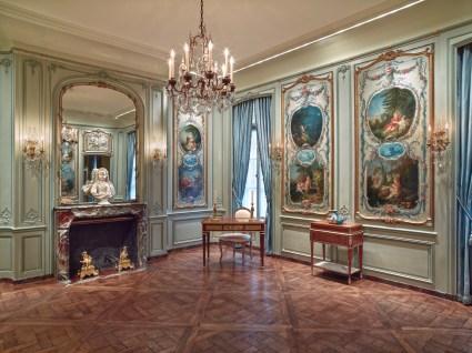 La sala Boucher. ©The Frick Collection, New York
